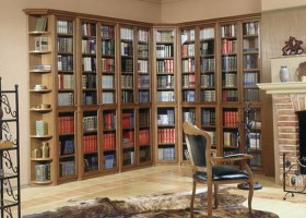6-classic bookcase