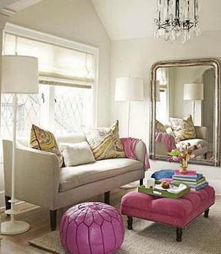 6-pink ottoman