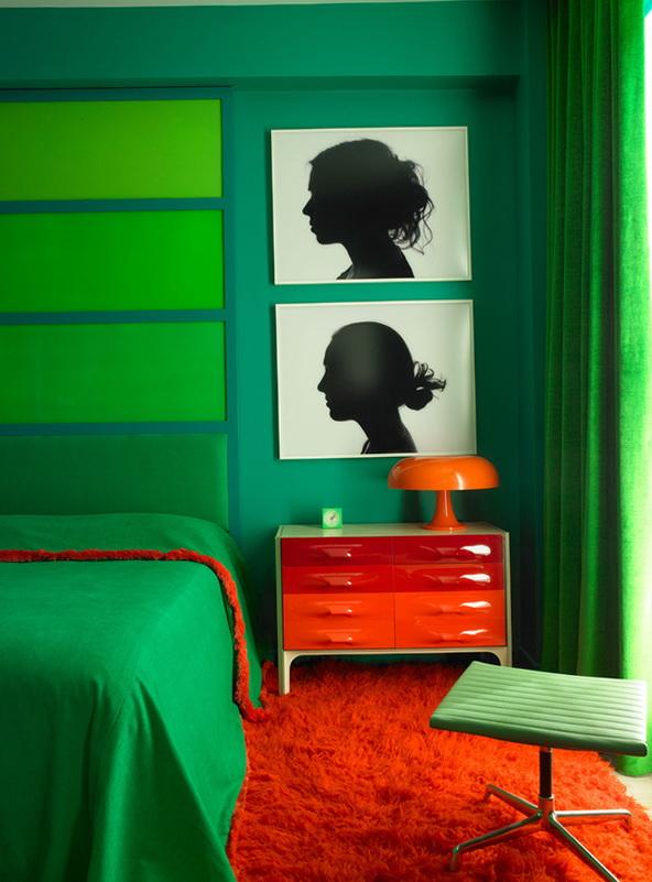 7-green furniture
