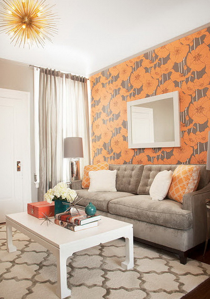 7-orange flowers