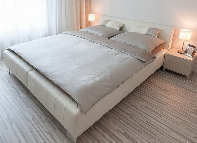 7-white bed