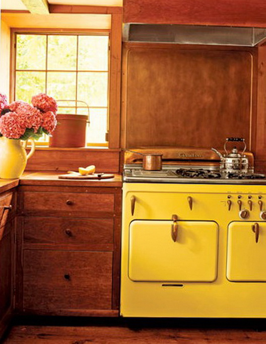 7-yellow oven