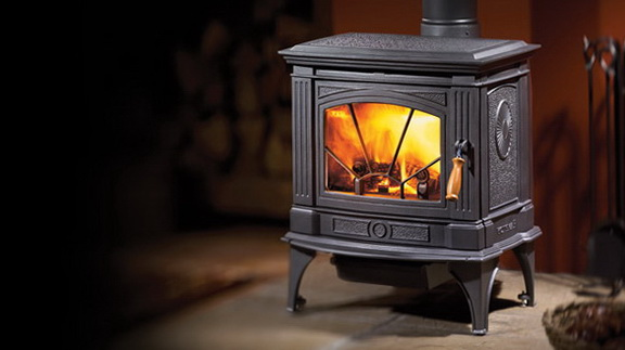 Wood Burning Stoves In The Interior Home Interior Design