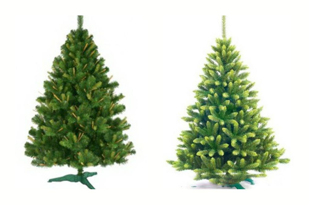 Christmas Tree Without Ornaments - Home Design