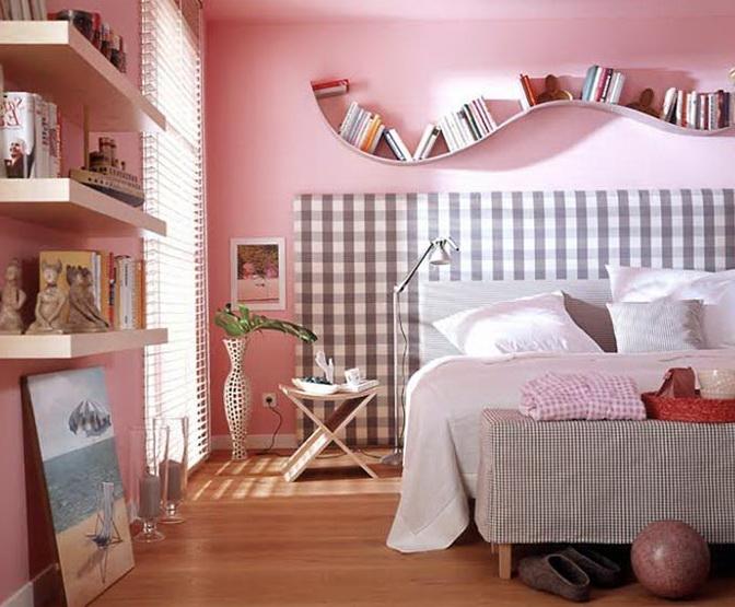 4-pink wall