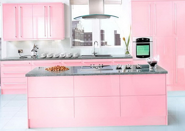 5-pink kitchen
