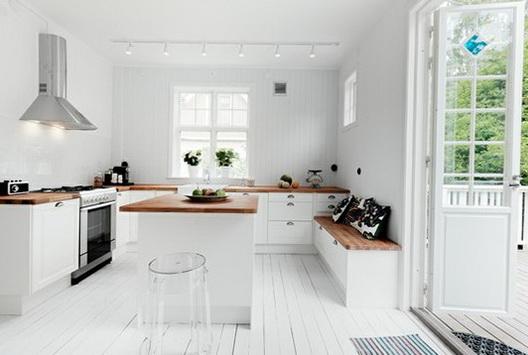 20 modern kitchens in Scandinavian style | Home Interior Design ...
