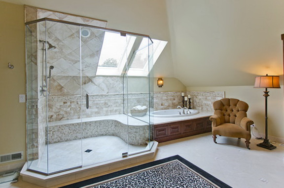 4-bathroom with shower