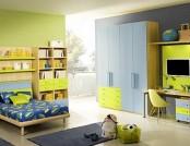 Nursery room in modern style