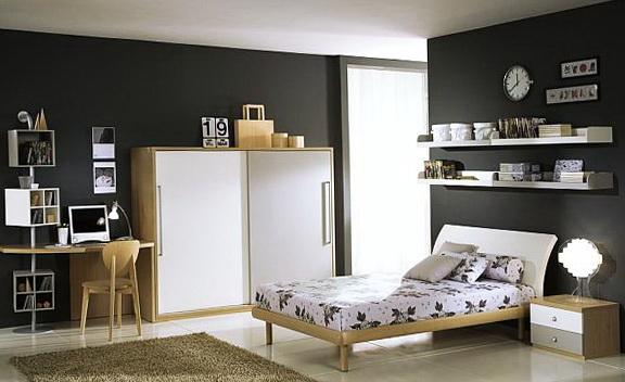 5-black room