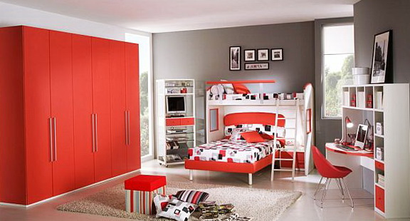 6-red room