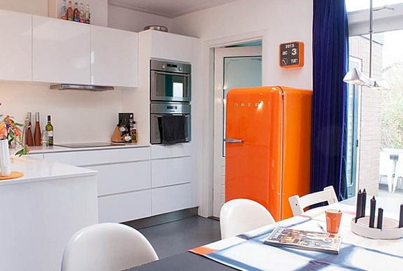 9-orange fridge