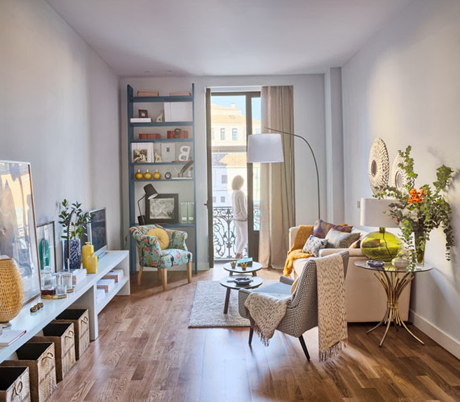 1-cozy living room
