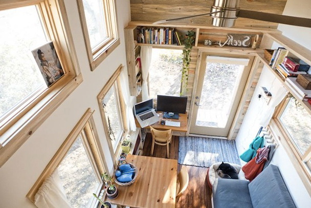 1 Tiny House For Two Family Members