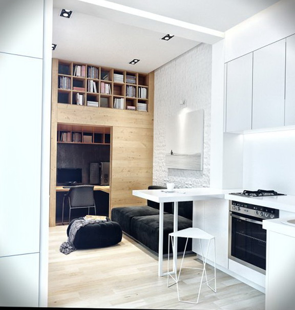 3-compact kitchen