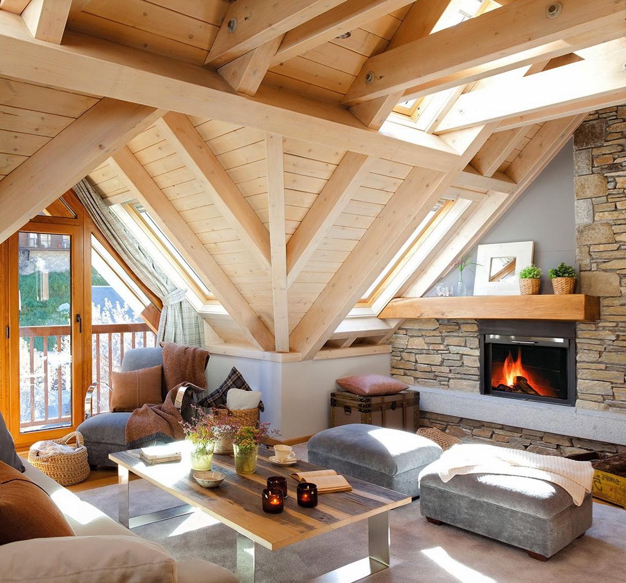 5-small fireplace