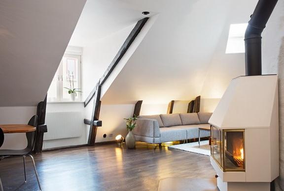 8-dark wood floor