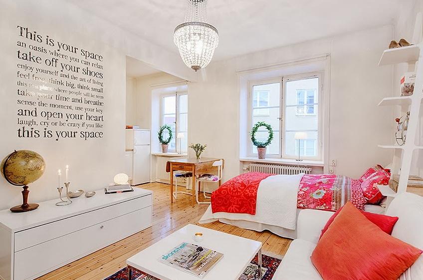 Beautiful Living Room Sweden