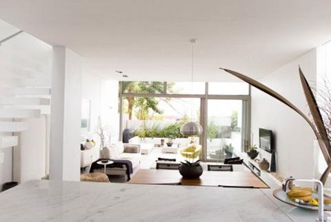 Minimalist House In South Africa Home Interior Design Kitchen