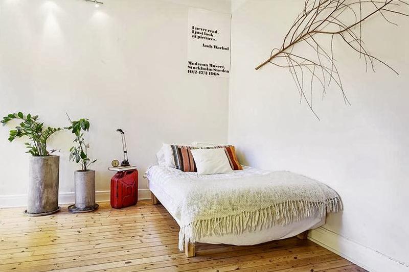 3-bed in the corner