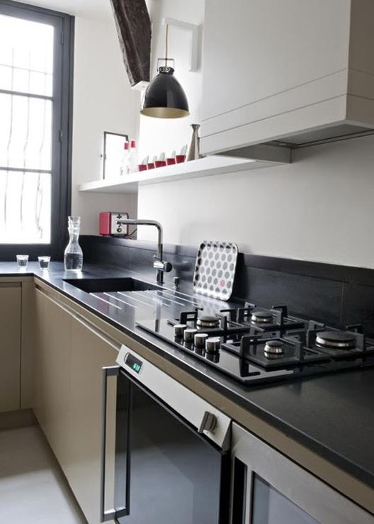 3-kitchen in minimalist style