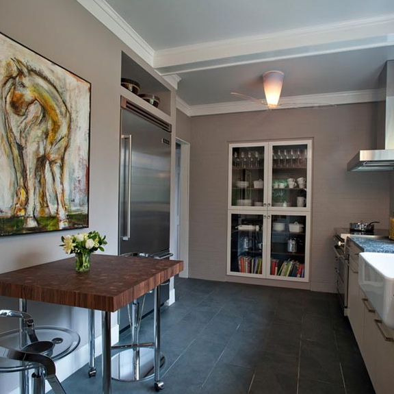3-ray kitchen