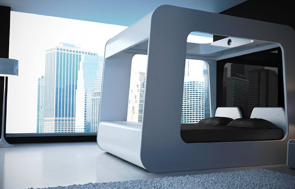 4- trend bed