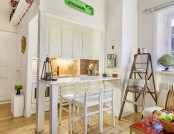 Small apartment of 25 square meters