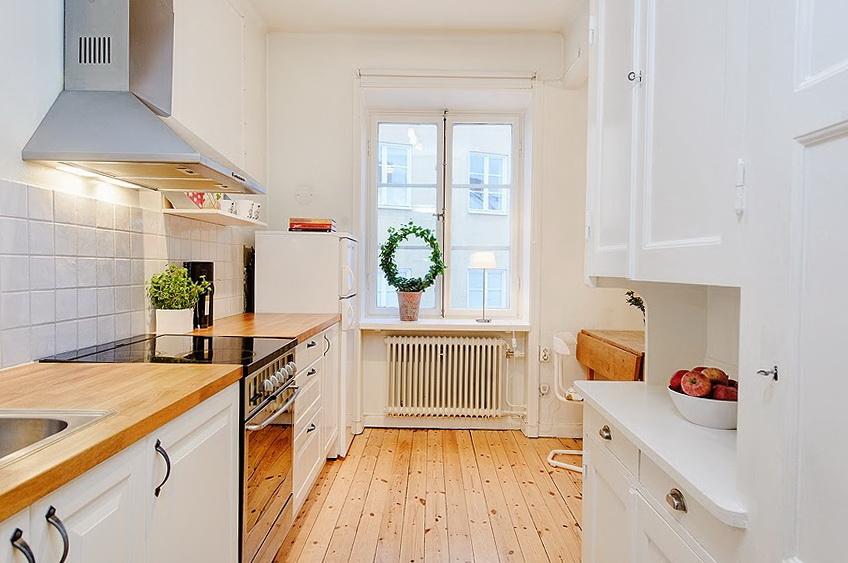 Bright Studio Apartment In Sweden Home Interior Design