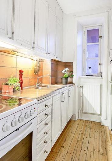 7-narrow kitchen