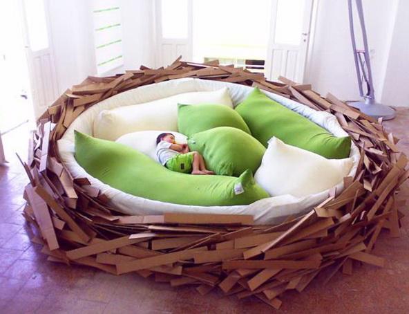 8-Birdsnest Bed