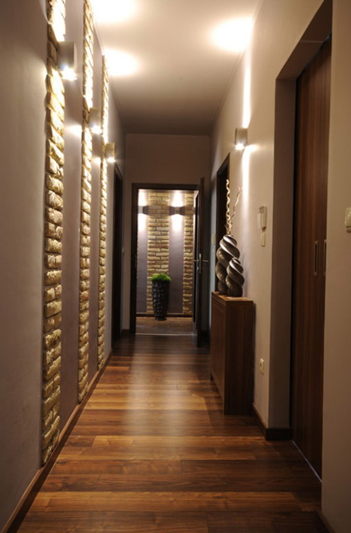 Beautiful design hallway and corridor home interior design special care should be compensated to the lighting in the corridor as the corridor is the spot where the light comes in the least due to the deficiency of sciox Images