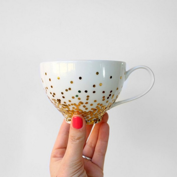 0-DIY-hand-made-Golden-Confetti-Dipped-Cup-mug-christmas-decor