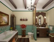 Bathroom Ceiling Design: 8 Nice Tips