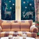 0-christmas-window-decorations-paper-deer-showflakes