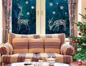 Christmas Window Décorations for Every Taste & Pocket