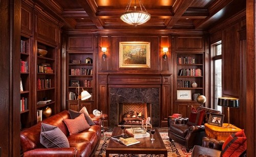 0-home-library-ideas-classical-style-living-room-fireplace-red-wood