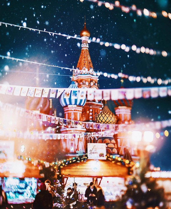 0 moscow christmas lights festival 2016 2017 new