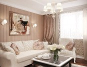 How to Arrange a Small Apartment in Classical Style