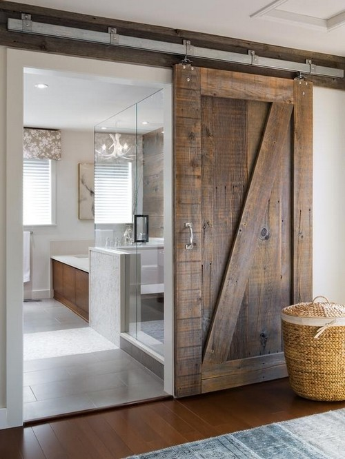 1-barn-wooden-sliding-doors-in-bathroom-interior-design