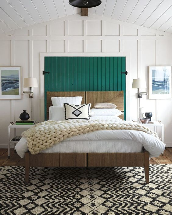 1-kale-color-bedroom-headboard-zone-green