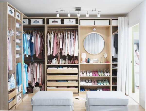High Quality 1 Wardrobe Storage Ideas Closet Organization