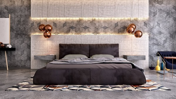10-bedroom-lighting-tom-dixon-lamps-hi-tech-interior-style