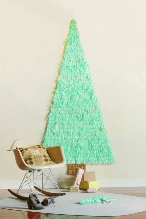 10-diy-hand-made-wall-christmas-tree-color-paper