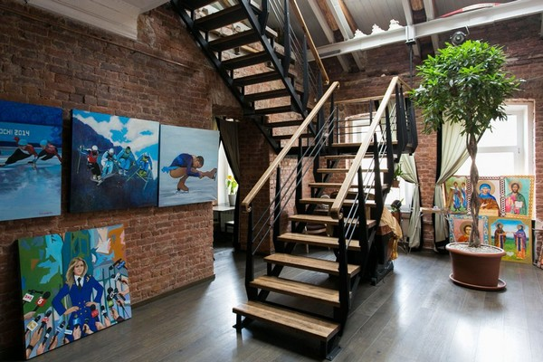 11 Creative Interior Design Artists Apartment Studio Artworks