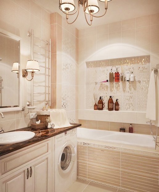 12-neo-classical-style-pastel-bathroom-basin-cabinet-washing-machine-beige-tiles