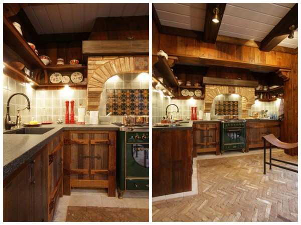 12-vintage-american-country-style-wooden-house-kitchen