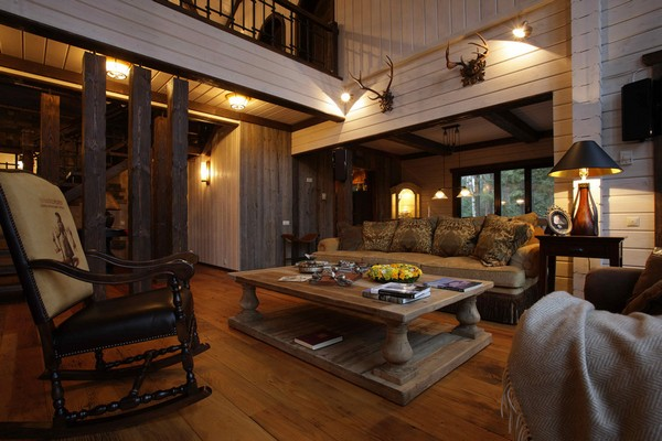 13-vintage-american-country-style-wooden-house-living-room-indian-furniture