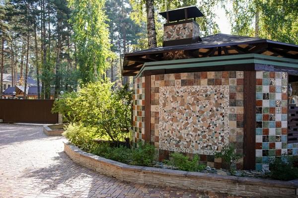 14-beige-and-turquoise-garden-gazebo-exterior-design-multicolor-ceramic-tiles-mosaic-vintage-gaudi-style-inspired