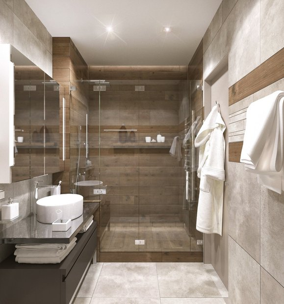 16-gray-beige-brown-interior-for-man-bathroom-faux-wood-and-concrete-tiles-shower-cabin